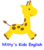 ミティ英語教室☆こどもに楽しく英語を♪